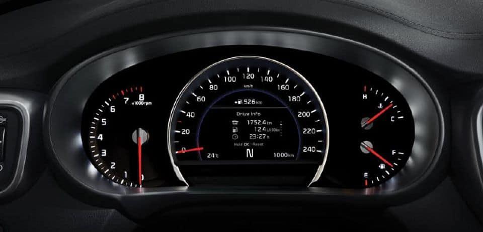 לוח שעונים ״7 TFT-LCD Supervision